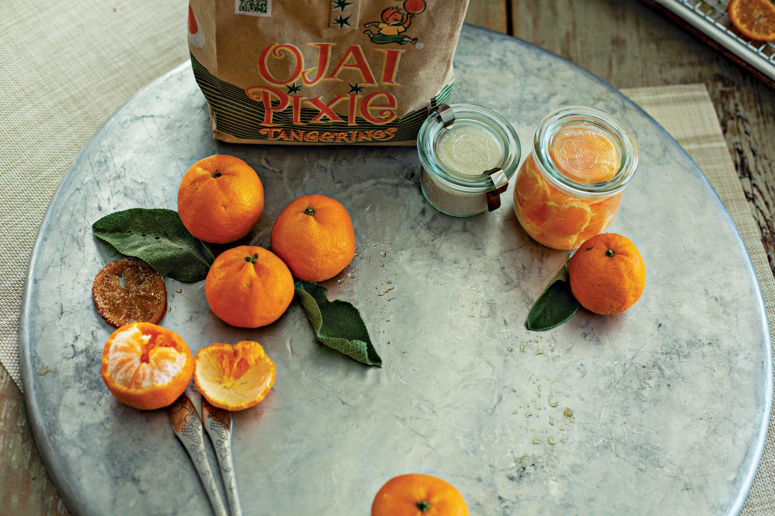 Pixie Season – Recipes from the Orchard